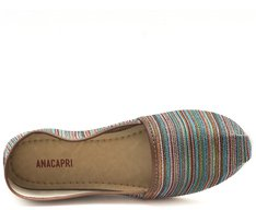 Alpargata Étnica Multicolor
