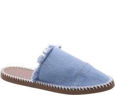 Alpargata Mule Azul Jeans