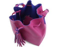 Bucket Ravena Rosa