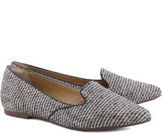 Slipper Tweed P&B
