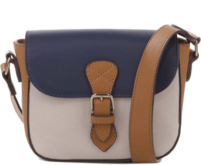 Crossbody Carmel Multicolor