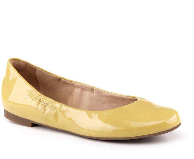 Sapatilha Colecione Amarela