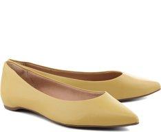 Sapatilha Minimal Amarela