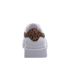 Tênis Duda Branco + Bag Animal Print