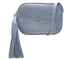 Crossbody Ana Croco Azul