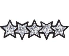 Patch Estrela Prata