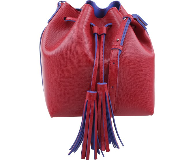Bucket Ravena Vermelha