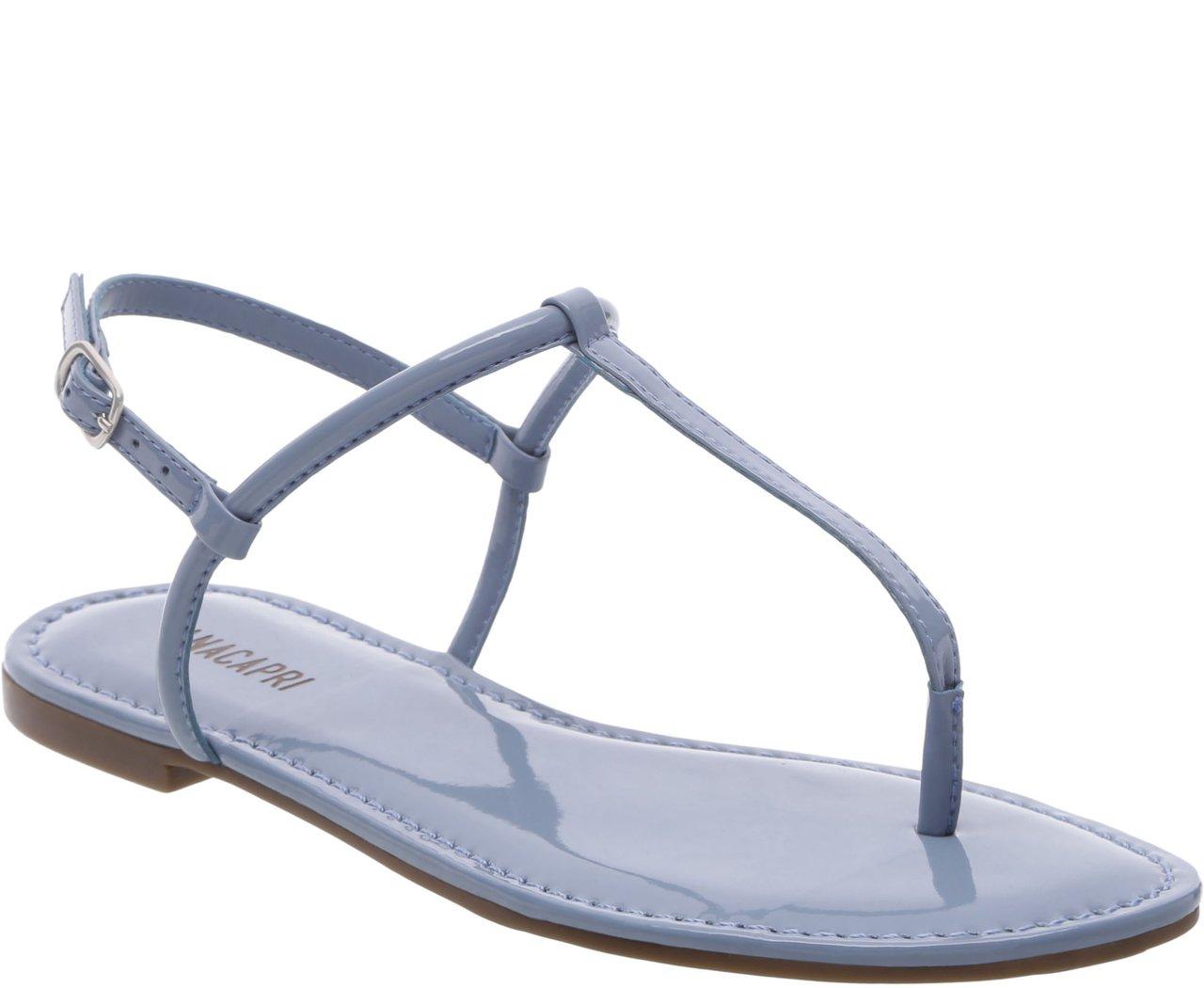 Rasteira Slim Jeans