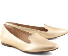 Slipper Metal Dourado