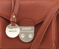 Mini satchel Turim Marrom